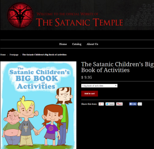 satanic-children's